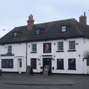 The Red Lion – Hythe