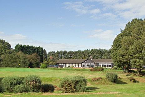 Huntercombe Golf Club