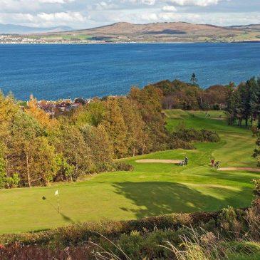 Clyde Coast Golf Courses