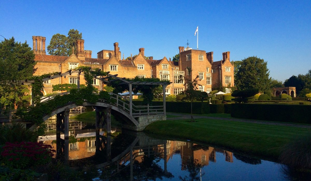 Restaurants Near Great Fosters Hotel