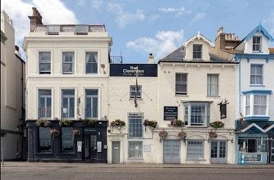 The Clarendon Hotel & Bar