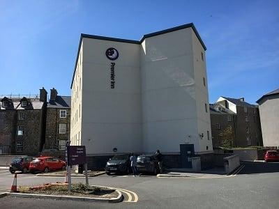 Premier Inn Aberystwyth